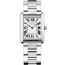 Cartier Tank Solo W5200014 2005 pre-owned