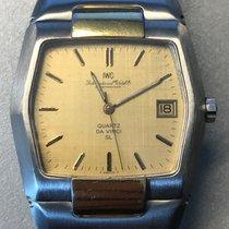 IWC Da Vinci (submodel) gebraucht 38mm Gold Datum Gold/Stahl