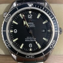 Omega 2200.50.00 Stal Seamaster Planet Ocean 45mm używany