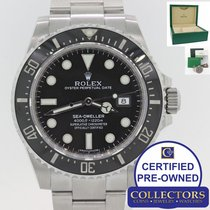 Rolex Sea-Dweller 4000 Steel 40mm Black United States of America, New York, Huntington