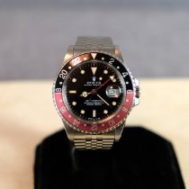 Rolex 16760 Steel 1984 GMT-Master II 40mm pre-owned United States of America, Washington, Seattle