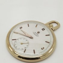 Rolex Watch pre-owned 1940 Rose gold 45mm No numerals Manual winding Watch only