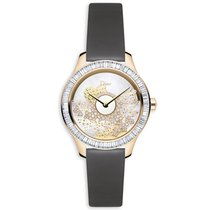 Dior Rose gold Automatic Mother of pearl 38mm new VIII