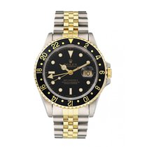 Rolex GMT-Master II 16713 1989 pre-owned