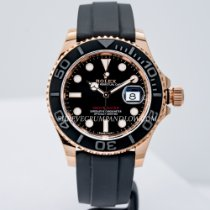 Rolex Yacht-Master 40 Rose gold 40mm Black No numerals United States of America, Massachusetts, Boston