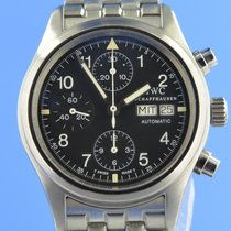 IWC Pilot Chronograph 3706 2001 pre-owned