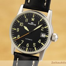 Fortis Steel 34mm Automatic 620.10.46.1 pre-owned