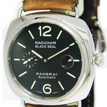 Panerai Radiomir Black Seal Steel 45mm Black United States of America, Florida, 33431