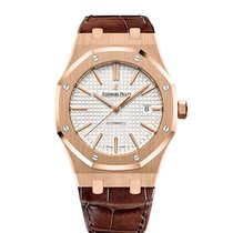 Audemars Piguet 15400OR.OO.D088CR.01 Roségoud 2019 Royal Oak Selfwinding 41mm nieuw