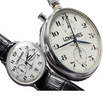 Longines Honour and Glory Set White Gold 18Kt