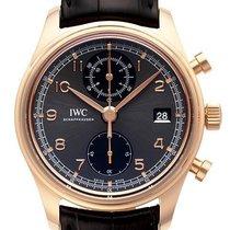 IWC Portugieser Chronograph Classic Ref. IW390405