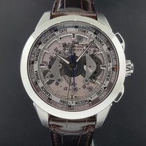 Villemont World Time Date Limited Edition x /25 Wings Bridges...