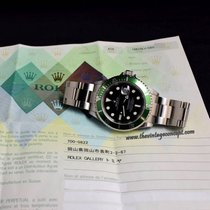 勞力士 16610LV Submariner 50th Anniversary with Paper