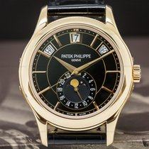 Πατέκ Φιλίπ (Patek Philippe) 5205R-010 Annual Calendar Black...
