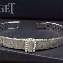 伯爵 (Piaget) 1965 Piaget Concealed Dial Diamond Set 18KT White...