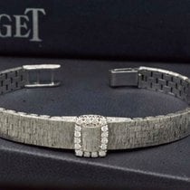 Piaget 1965 Piaget Concealed Dial Diamond Set 18KT White Gold...