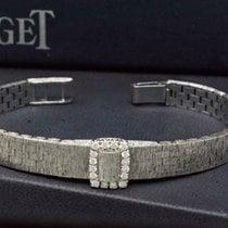 伯爵 1965 Piaget Concealed Dial Diamond Set 18KT White Gold Watch