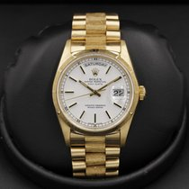 Rolex Day Date 18248 Yellow Gold