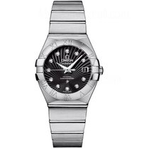 Omega 123.10.27.20.51.001 Steel Constellation Ladies 27mm new