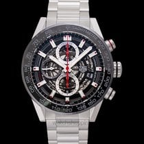 TAG Heuer Carrera Calibre HEUER 01 Transparent United States of America, California, San Mateo