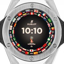 Hublot Big Bang Smartwatch Referee 2018 FIFA World Cup Russia...