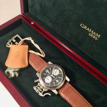 Graham Steel Automatic 2CFAS new