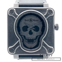Bell & Ross BR-01-92 Steel BR 01-92 46mm pre-owned United States of America, Florida, Hallandale Beach