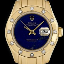 Rolex Lady-Datejust Pearlmaster Yellow gold 29mm United Kingdom, London