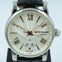 Montblanc Steel 41mm Automatic 105858 new United States of America, California, Costa Mesa