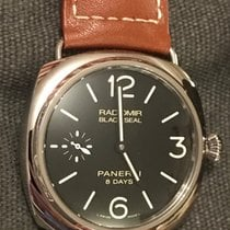 Panerai Radiomir Black Seal 8 Days 45mm Manual