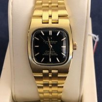 Omega Constellation Yellow gold