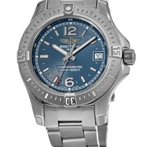 Breitling Colt Lady Steel 33mm Blue United States of America, New York, Brooklyn