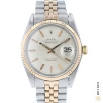 Rolex Datejust 1601 1967 tweedehands