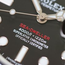 Rolex Sea-Dweller 126600 2019 neu