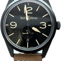 Bell & Ross Vintage Steel 41mm Black No numerals United States of America, Florida, Naples