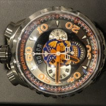 Bomberg new Quartz Limited Edition PVD/DLC coating 45mm Steel Sapphire Glass