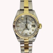 Rolex Lady-Datejust 26mm Sedef-biserast