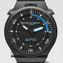 Porsche Design Titanium 46.8mm Automatic P6780 LC100 new
