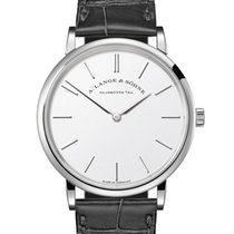 A. Lange & Söhne White gold 37mm Manual winding 201.027 new United Kingdom, London