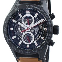 TAG Heuer Carrera Calibre HEUER 01 Ceramic 44mm Black Singapore, Singapore