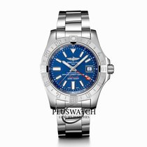 Breitling Avenger II GMT A32390111C1A1 new