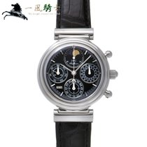 IWC Da Vinci Perpetual Calendar Steel 38mm Black United States of America, California, Los Angeles