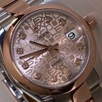Rolex Lady-Datejust neu 2010 Automatik Uhr mit Original-Box und Original-Papieren 178241