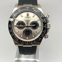 Rolex Daytona White gold 40mm Grey No numerals United Kingdom, Leicester