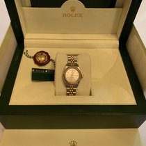 Rolex Oyster Perpetual Steel 26mm Silver No numerals
