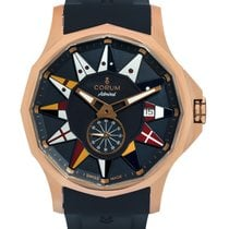 Corum Admiral's Cup Legend 42 Rose gold 42mm Blue United States of America, New Jersey, Cresskill