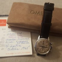 Omega Acier 36mm Remontage manuel 105.001-65 nouveau France, Paris