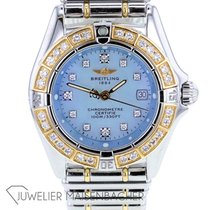 Breitling Callistino 28mm Mother of pearl No numerals