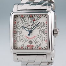 Franck Muller Steel 45mm Automatic 10000KSC pre-owned