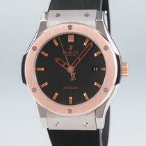 Hublot Classic Fusion 45, 42, 38, 33 mm 542.NO.1180.RX pre-owned